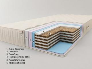 Матрас Сонель К 4 200x180